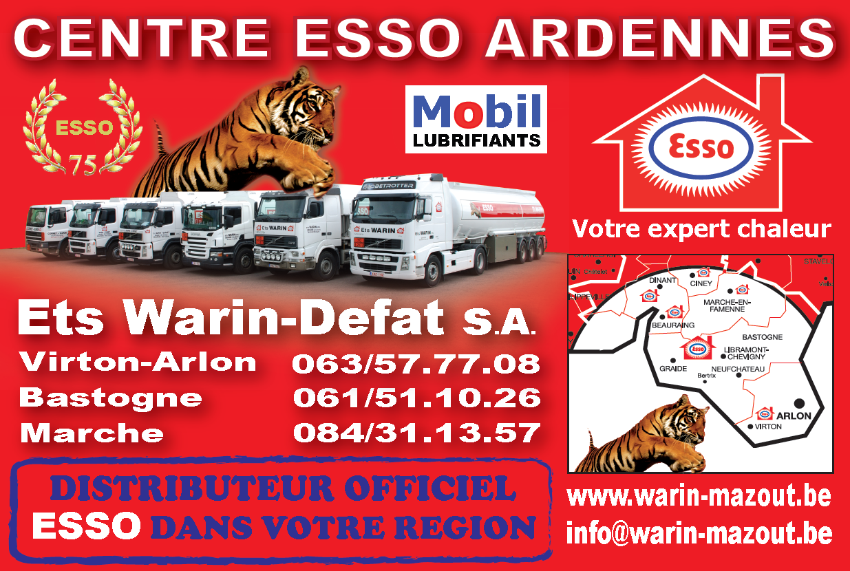 Warin Esso complet