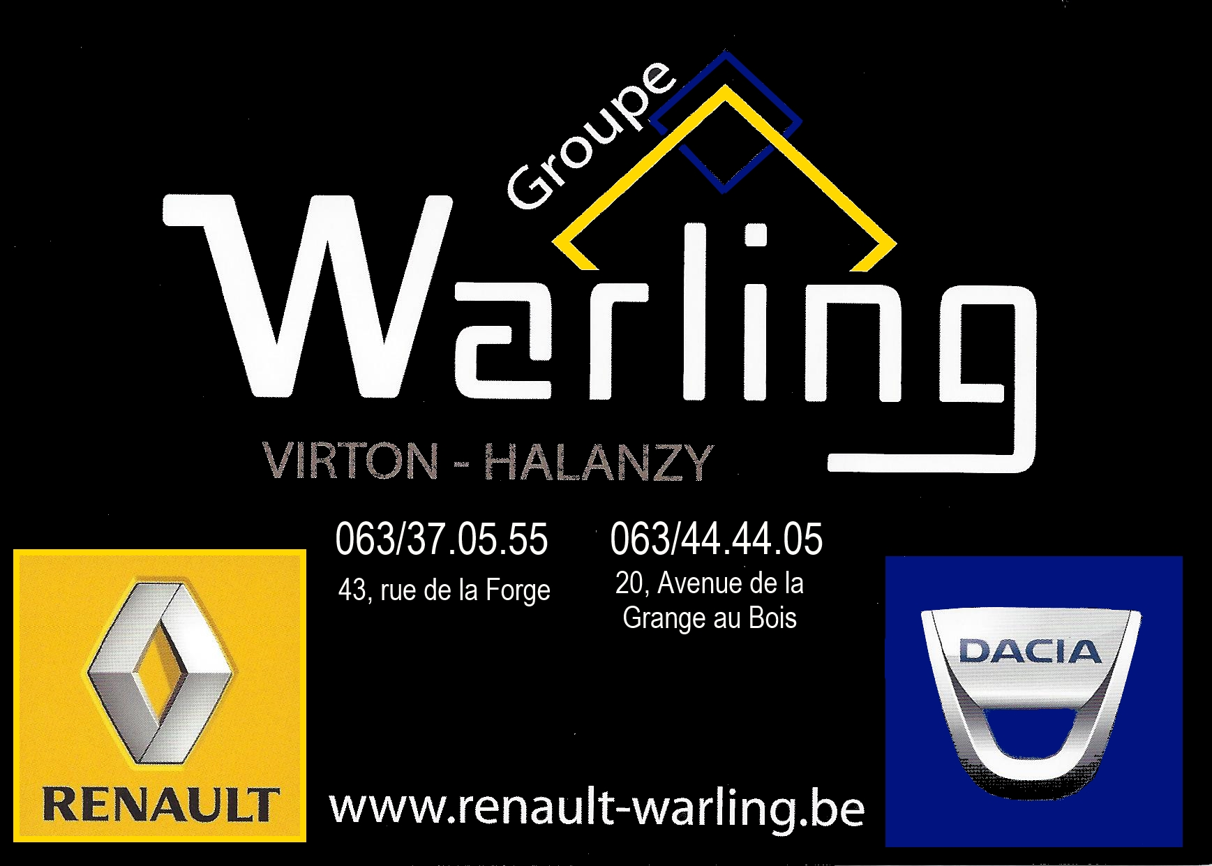 Warling groupe 2014